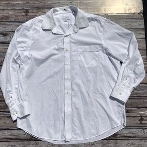 TOMMY BAHAMA White Button Down Cotton Shirt
